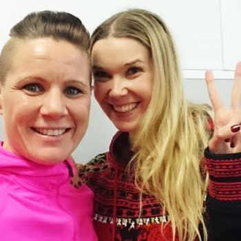 Tuija Pehkonen: Vieraana Mira Potkonen