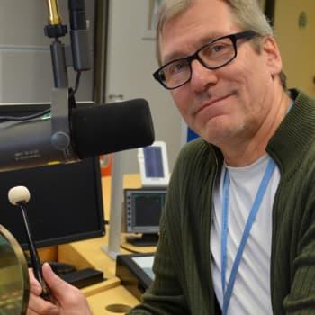 Kuuluttajan vieras: Radio Suomen tekninen tuottaja Jyrki Koskenseppä