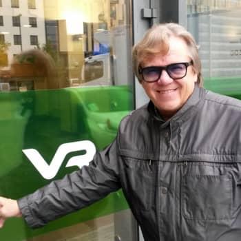 YLE Tampere: Raitiotien hintalappu huolestuttaa kansanedustaja Mikko Alataloa