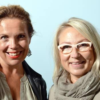 Miia Krause: Miian kanssa: Pia Erlund -kampaajasta vaatesunnittelijaksi