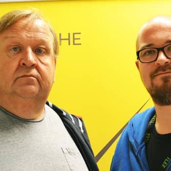 Puheen Iltapäivä: Vieraana näyttelijä Mikko Kivinen