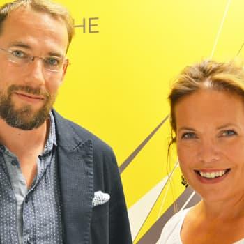Miia Krause: Miian kanssa: Miesten ulkonäköpaineet