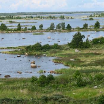Luontoretki.: Vaasan saariston karikot