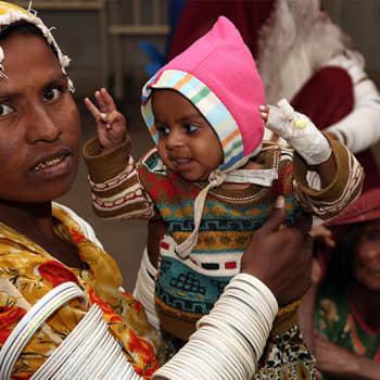 Maailmanpolitiikan arkipäivää: Viime syksyisten kehitysyhteistyövarojen leikkaukset alkavat näkyä käytännössä