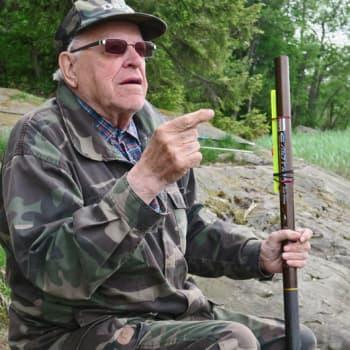 Minna Pyykön maailma: Kalastusmuistoja Porkkalasta