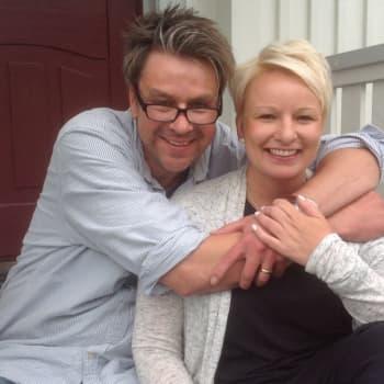 Samtal om livet: 12.08.16 Kajsa och Mårten Mattbäck PODCAST (utan musik)