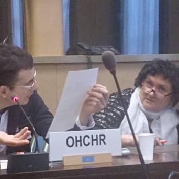 Eurooppalaisia puheenvuoroja: Venäläiset ja ukrainalaiset journalistit yhteistyössä yli rintamalinjan