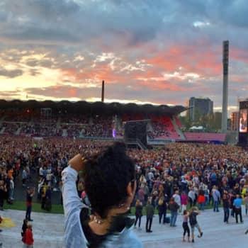 Radio Suomi Tampere: Eput Ratinassa 6.8.2016