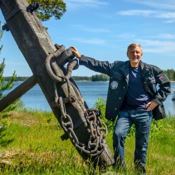 Turkki ja täkki: Kokka kohisten kohti Itämeren pelastajan laituria