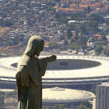 Maailmanpolitiikan arkipäivää: Urheilun jättitapahtumat - siunaus vai kirous?