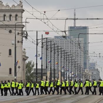 Maailmanpolitiikan arkipäivää: Nato tiivistää rivejään Varsovassa