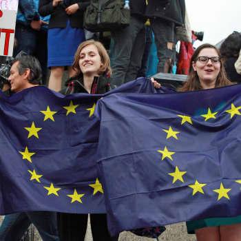 Maailmanpolitiikan arkipäivää: EU:n uusi epävarmuuden aika