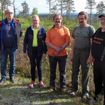 Kivesjärvi, Paltamo: Kivesrosvot, luontopolut, villiyrtit