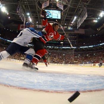 Yle Sportens World Cup podd: Summit Series – åtta matcher som förändrade hockeyvärlden