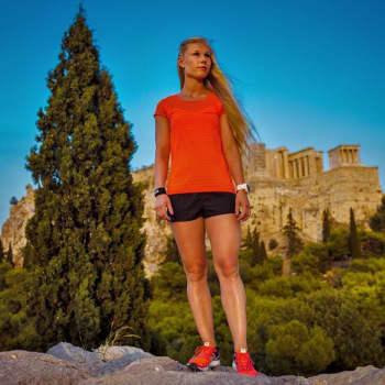 """Juoksijat: """"Olen parempi versio itsestäni, kun pääsen juoksemaan"""", sanoo Noora Honkala"""