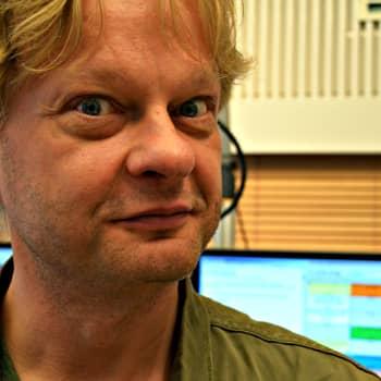Kuuluttajan vieras: Muusikko Iiro Rantala