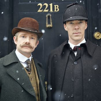 Leikkisä, itsetietoinen ja innoittunut Uusi Sherlock