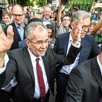 Maailmanpolitiikan arkipäivää: Mitä Itävalta opetti?
