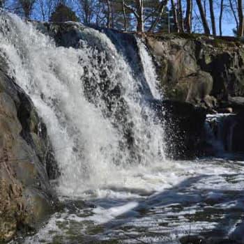 Minna Pyykön maailma: Onko Suomessa vesiputouksia?
