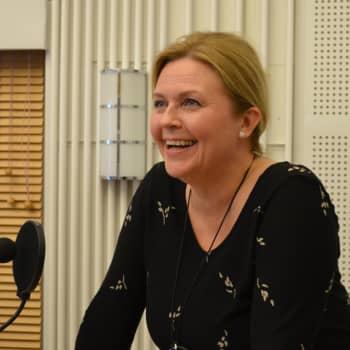 Kuuluttajan vieras: HR-asiantuntija Sari Kejonen