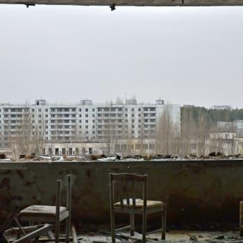 Maailmanpolitiikan arkipäivää: Työpaikkana Tšernobyl