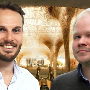 Rakenna minut: arkkitehdit Eero Lundén ja Ted Schauman piirtävät keskustat uusiksi