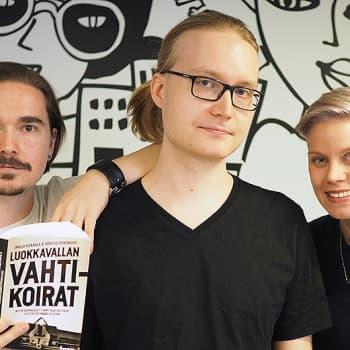 YleX Etusivu: Auttavatko suomalaiset toimittajat eliittiä pysymään eliittinä?