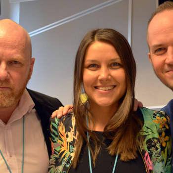 Lindgren & Sihvonen: Vieraana jalkapallomaalivahti Minna Meriluoto