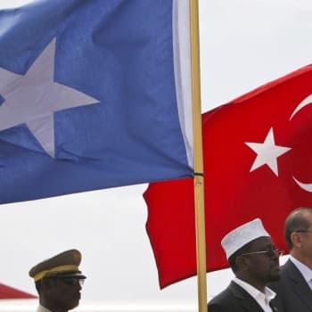 Kolmannen maailman puheenvuoroja: Kuinka Turkista tuli Somalian paras ystävä