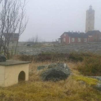 Minna Pyykön maailma: Pönttöjä Söderskärin koskeloille
