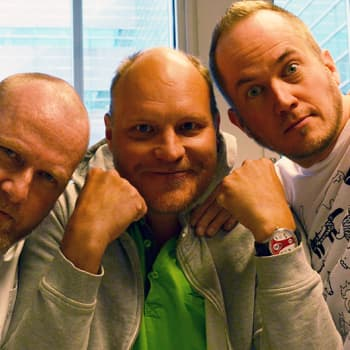 Lindgren & Sihvonen: Vieraana Kalle Palander