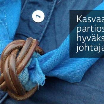 Radio Suomesta poimittuja: Halua rohkeasti johtajaksi!