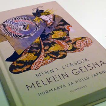 Miia Krause: Miian kanssa: Miian kanssa -Melkein Geisha