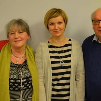 Sari Valto: Kirjaksi piirtyvä elämä