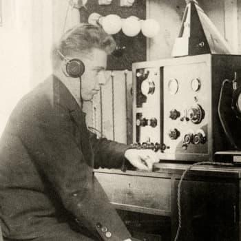 Om radions första år