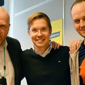 Lindgren & Sihvonen: Vieraana Ossi Oikarinen