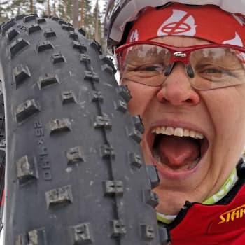 Metsäradio.: Läskipyörällä talvimetsään