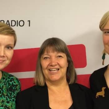Sari Valto: Naistenpäivän luokkaretki lasikattojen halki