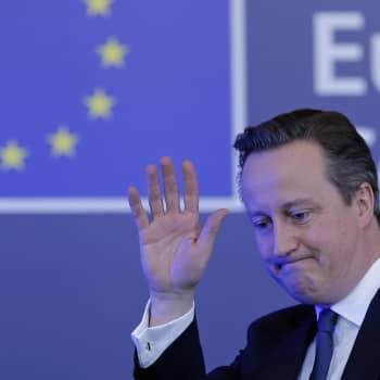 Maailmanpolitiikan arkipäivää: Ollako EU:ssa vai eikö olla?