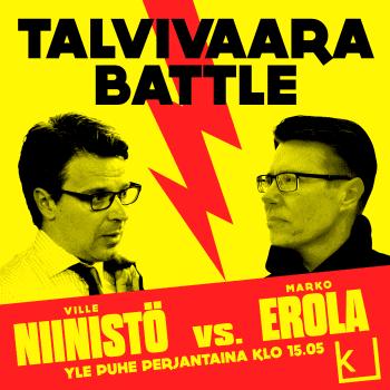 KulttuuriCocktail Puheessa: Talvivaara-battle