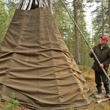 Metsäradio.: Savuporoa laavussa