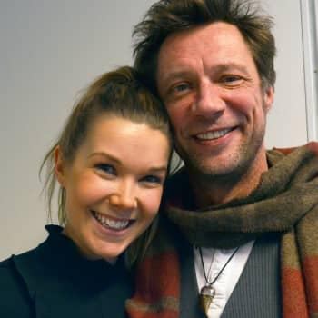 Tuija Pehkonen: Vieraana Antti Reini