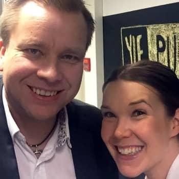 Tuija Pehkonen: Vieraana Antti Kaikkonen