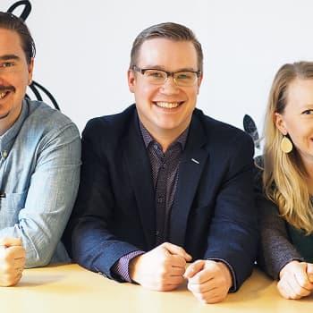 YleX Etusivu: SAK:n ekonomisti Joonas Rahkola: Tärkeintä on että löydetään kestäviä ratkaisuja