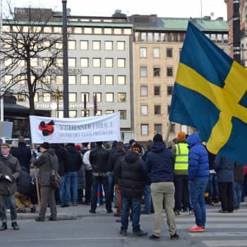 Ruotsi teki syksyllä täyskäännöksen maahanmuuttopolitiikassan ja sulki rajansa.