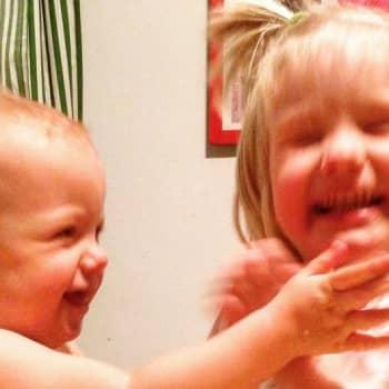 Åldersskillnad mellan syskon PODCAST
