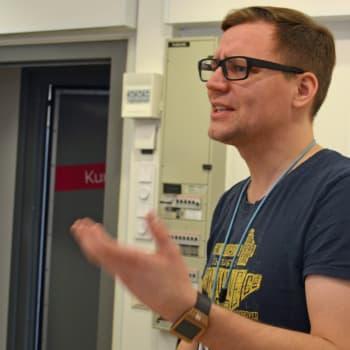 Kuuluttajan vieras: Aamu-tv:n toimittaja Mikko Haapanen