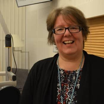 Kuuluttajan vieras: Radio Suomen kanava-assistentti Tiina Heinolainen