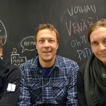 """Mikko """"Peltsi"""" Peltola: Retkiluistelusta potkua talveen!"""