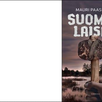 Kirjakammi: Mauri Paasilinna: Suomaalaiset
